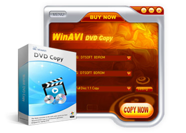 WinAVI DVD Copy 4.5